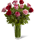 The True Romance Rose Bouquet